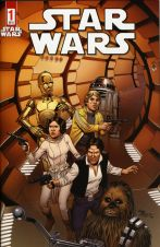Star Wars (Serie ab 2015) # 01 Variant-Cover F