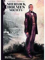 Sherlock Holmes - Society # 01