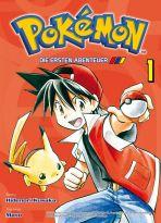 Pokémon - Die ersten Abenteuer Bd. 01