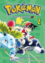 Pokémon - Die ersten Abenteuer Bd. 02