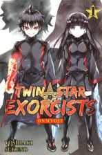 Twin Star Exorcists: Onmyoji Bd. 01