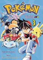 Pokémon - Die ersten Abenteuer Bd. 03