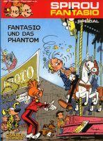 Spirou + Fantasio Spezial # 01 - Fantasio und das Phantom