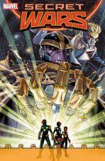 Secret Wars Megaband # 02