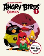 Angry Birds Comics - Die neuen Abenteuer # 01