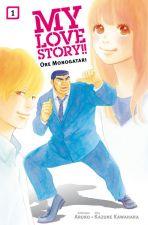 My Love Story!! - Ore Monogatari Bd. 01