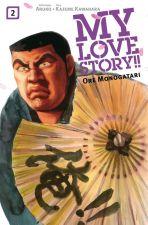 My Love Story!! - Ore Monogatari Bd. 02