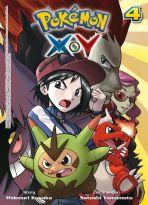 Pokémon X und Y Bd. 04