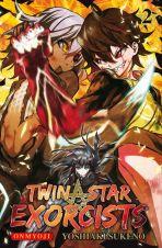 Twin Star Exorcists: Onmyoji Bd. 02