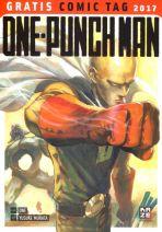 2017 Gratis Comic Tag - One-Punch Man