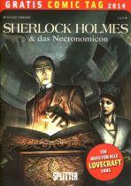 2014 Gratis Comic Tag - Sherlock Holmes