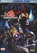 2014 Gratis Comic Tag - Infinity