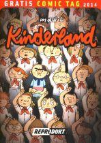 2014 Gratis Comic Tag - Kinderland