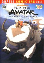 2014 Gratis Comic Tag - Avatar