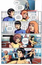 Star Trek Comicband # 12 - Die neue Zeit 07