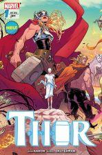 Thor (Serie ab 2016) # 01 (von 6) - Donner im Blut