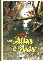 Saga von Atlas und Axis, Die # 01 (von 4)