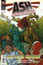 ASH - Austrian Superheroes # 04 - Rückkehr der Helden 4 (von 4)