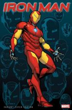 Iron Man (Serie ab 2016) # 05 Variant-Cover