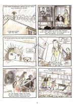 DDR-Geschichte zum Einkleben (Comic)