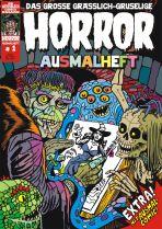 Horror Ausmalheft # 01