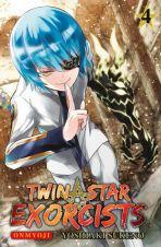 Twin Star Exorcists: Onmyoji Bd. 04