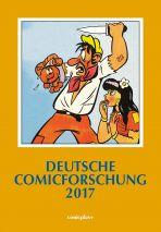 Deutsche Comicforschung (13) Jahrbuch 2017
