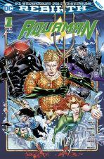 Aquaman (Serie ab 2017, Rebirth) # 01 - Der Untergang