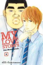 My Love Story!! - Ore Monogatari Bd. 04 (von 13)