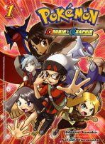 Pokémon Omega Rubin und Alpha Saphir Bd. 01