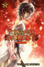 Twin Star Exorcists: Onmyoji Bd. 05