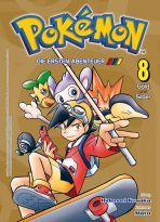 Pokémon - Die ersten Abenteuer Bd. 08 - Gold und Silber