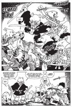 Usagi Yojimbo # 05 - Die Klinge der Götter (STE)