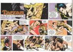 Tarzan: Die kompletten Russ Manning Strips # 03 (von 8)