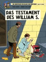 Blake und Mortimer # 21 - Das Testament des William S.