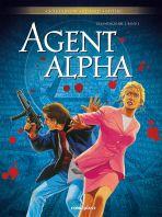 Agent Alpha - Gesamtausgabe # 01 (von 4)