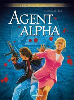 Agent Alpha Gesamtausgabe # 01