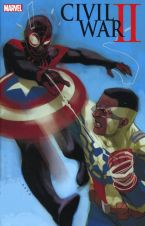 Civil War II # 08 (von 9) Comic Con-Variant-Cover