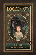 Locke & Key Master-Edition # 01 (von 3)