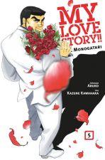 My Love Story!! - Ore Monogatari Bd. 05 (von 13)