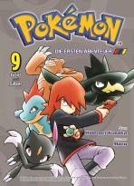 Pokémon - Die ersten Abenteuer Bd. 09 - Gold und Silber
