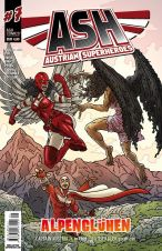 ASH - Austrian Superheroes # 07