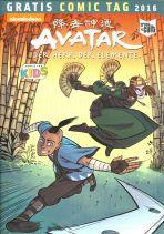 2016 Gratis Comic Tag - Avatar