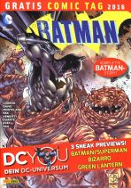 2016 Gratis Comic Tag - Batman