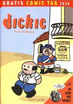 2016 Gratis Comic Tag - Dickie