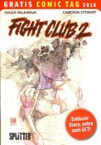 2016 Gratis Comic Tag - Fight Club 2