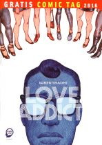2016 Gratis Comic Tag - Love Addict