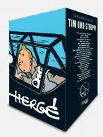 Tim & Struppi - Gesamtausgabe (24 Hardcover im Schuber)
