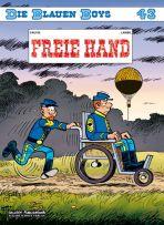 Blauen Boys, Die # 43 - Freie Hand