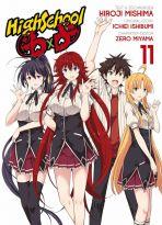 Highschool DXD Bd. 11 (von 11)